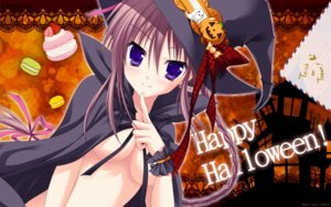 Rating: Questionable Score: 39 Tags: cleavage halloween hatsuyuki_sakura kozakai_aya naked_cape saga_planets toranosuke wallpaper User: 櫻井浩美