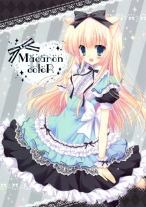 Rating: Safe Score: 50 Tags: animal_ears hasekura_chiaki lolita_fashion nekomimi scanning_artifacts tail User: van