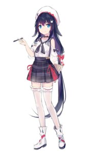 Rating: Safe Score: 21 Tags: lava_(25486006) sketch thighhighs User: Material3600