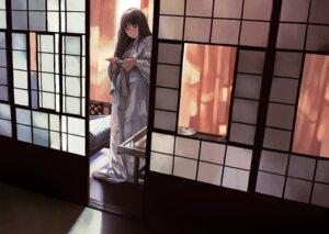 Rating: Safe Score: 16 Tags: morifumi yukata User: BattlequeenYume