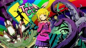 Rating: Safe Score: 17 Tags: hatsune_miku kagamine_len kagamine_rin maxgonta vocaloid wallpaper User: Radioactive