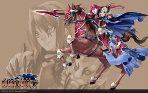 Rating: Safe Score: 6 Tags: armor blaze_union garlot kousaki_rui wallpaper User: feralphoenix