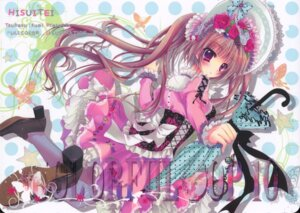 Rating: Safe Score: 50 Tags: dress hisuitei izumi_tsubasu lolita_fashion thighhighs User: blooregardo