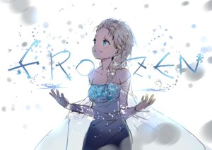 Rating: Safe Score: 30 Tags: anmi dress elsa_(frozen) frozen User: mattiasc02