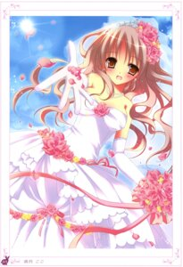 Rating: Safe Score: 40 Tags: dress natsuki_coco wedding_dress User: crim