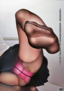 Rating: Questionable Score: 35 Tags: feet murakami_suigun overfiltered pantsu pantyhose seifuku User: Radioactive