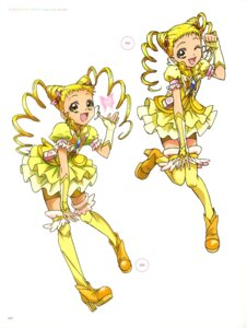 Rating: Questionable Score: 6 Tags: kasugano_urara kawamura_toshie pretty_cure yes!_precure_5 User: drop