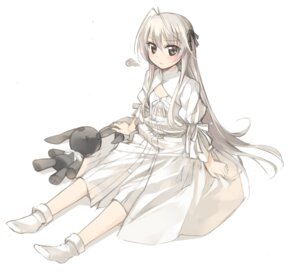 Rating: Safe Score: 38 Tags: dress kashiwamochi_yomogi kasugano_sora yosuga_no_sora User: maurospider