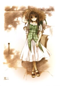 Rating: Safe Score: 19 Tags: hashimoto_takashi pia_carrot takai_sayaka User: androgyne