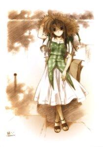 Rating: Safe Score: 18 Tags: hashimoto_takashi pia_carrot takai_sayaka User: androgyne