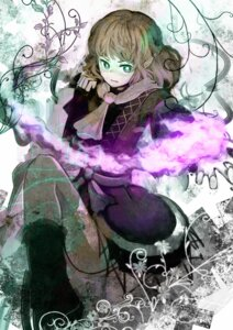 Rating: Safe Score: 10 Tags: mizuhashi_parsee orga touhou User: itsu-chan