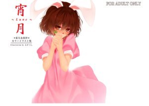 Rating: Safe Score: 24 Tags: animal_ears bunny_ears dress inaba_tewi kyokushou_shoujo rukitsura. touhou User: Radioactive