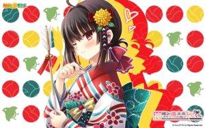 Rating: Safe Score: 57 Tags: hulotte ikegami_akane kamidanomi_shisugite_ore_no_mirai_ga_yabai kimono nagumo_nanami wallpaper User: edogawaconan
