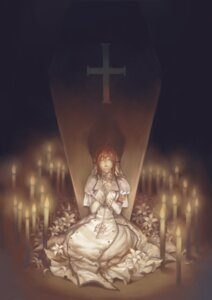 Rating: Safe Score: 15 Tags: dress esther_blanchett spade-m trinity_blood User: Mr_GT
