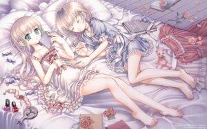 Rating: Safe Score: 17 Tags: kazumi lolita_fashion plastic_moon wallpaper User: charunetra