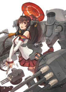 Rating: Safe Score: 95 Tags: kantai_collection shizuma_yoshinori yamato_(kancolle) User: demonbane1349