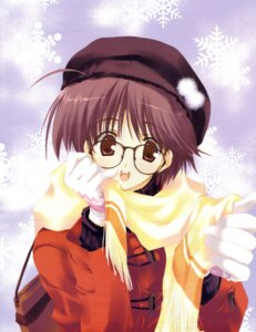 Rating: Safe Score: 5 Tags: megane mitsumi_misato User: Radioactive