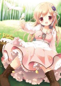 Rating: Safe Score: 25 Tags: canvas+garden dress miyasaka_nako User: lightsnow