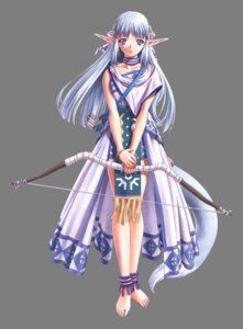 Rating: Safe Score: 19 Tags: dress falcom feet olha pointy_ears taue_shunsuke transparent_png weapon ys ys_vi User: hirotn
