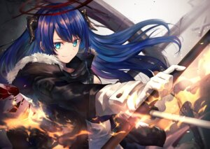 Rating: Safe Score: 24 Tags: arknights horns mostima_(arknights) noan weapon User: Nepcoheart