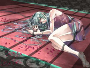 Rating: Safe Score: 13 Tags: gun hatsune_miku mocchiri_oyaji vocaloid wallpaper User: charunetra