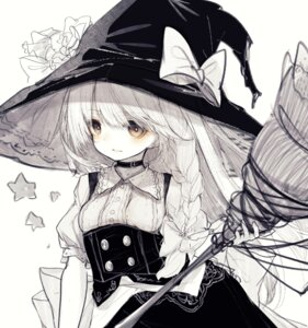Rating: Safe Score: 20 Tags: hito_komoru kirisame_marisa touhou witch User: Dreista