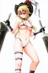 Rating: Questionable Score: 51 Tags: bikini cameltoe charles_d'artagnan_(hyakka_ryouran) erect_nipples garter hyakka_ryouran_samurai_girls niθ swimsuits sword User: Radioactive