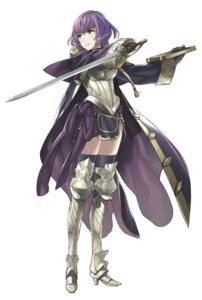 Rating: Safe Score: 29 Tags: armor fire_emblem fire_emblem_kakusei katarina_(fire_emblem) kozaki_yuusuke nintendo sword thighhighs User: Radioactive