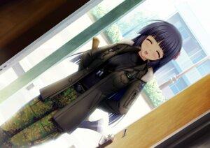 Rating: Safe Score: 31 Tags: muvluv muvluv_alternative_chronicles sendou_yuzuka uniform weapon User: CryFleuret