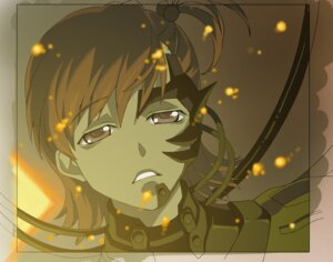Rating: Safe Score: 3 Tags: a1 code_geass futami_mami initial-g parody the_idolm@ster User: Radioactive
