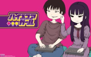 Rating: Questionable Score: 3 Tags: dress high_score_girl oshikiri_rensuke tagme wallpaper User: Korino