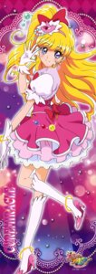Rating: Safe Score: 13 Tags: asahina_mirai dress heels mahou_girls_precure! pretty_cure see_through User: drop