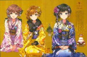 Rating: Questionable Score: 22 Tags: adagaki_aki atelier_tiv crease fujinomiya_neko kimono koiwai_yoshino masamune-kun_no_revenge tiv User: Radioactive