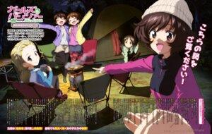 Rating: Safe Score: 13 Tags: akiyama_yukari girls_und_panzer isobe_noriko maruyama_saki pantyhose sakaguchi_karina sasaki_akebi tsujimura_roku User: drop