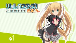 Rating: Questionable Score: 34 Tags: gun little_busters! seifuku tokido_saya User: SHM222