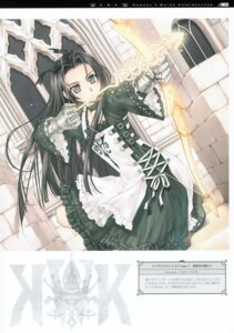 Rating: Safe Score: 13 Tags: aquarian_age dress kawaku User: midzki