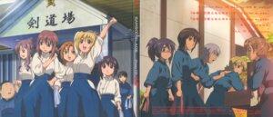 Rating: Safe Score: 9 Tags: azuma_satori bamboo_blade chiba_kirino kawazoe_tamaki kuwahara_sayako miyazaki_miyako User: hirotn