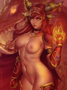 Rating: Explicit Score: 27 Tags: alexstrasza_the_life_binder armor horns mirco_cabbia monster naked nipples pussy world_of_warcraft User: Darkthought75