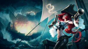 Rating: Safe Score: 9 Tags: gun league_of_legends miss_fortune pirate tagme User: Radioactive