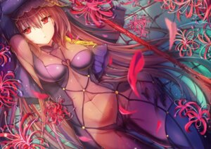 Rating: Questionable Score: 81 Tags: bodysuit dying0414 erect_nipples fate/grand_order scathach_(fate/grand_order) weapon User: Mr_GT