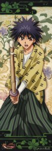 Rating: Safe Score: 2 Tags: male myoujin_yahiko rurouni_kenshin stick_poster User: Radioactive