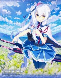 Rating: Safe Score: 93 Tags: crystalia kizuna_kirameku_koi_iroha pantyhose pero seifuku suzakuin_tsubaki sword User: Infernal-ZERO