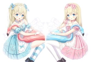 Rating: Safe Score: 35 Tags: alice alice_in_wonderland dress pantyhose tagme through_the_looking_glass User: BattlequeenYume