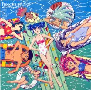 Rating: Safe Score: 8 Tags: bikini cleavage hakubi_ryoko hakubi_washu kuramitsu_mihoshi makibi_kiyone masaki_ayeka_jurai masaki_mayuka masaki_sasami_jurai masaki_tenchi nagano_nobuaki ryo-ohki swimsuits tenchi_muyo! tenchi_muyo!_manatsu_no_eve User: Radioactive