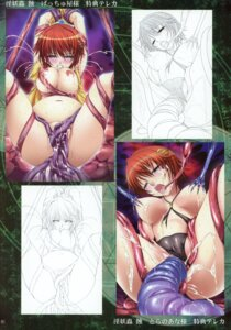 Rating: Explicit Score: 35 Tags: aojiru breasts extreme_content inyouchuu lactation nipples pantsu pregnant sex shiratori_takeru tentacles topless User: EchelonV