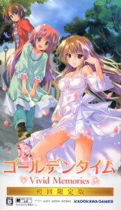 Rating: Safe Score: 32 Tags: golden_time hayashida_nana kaga_kouko komatsu_e-ji oka_chinami User: DDD