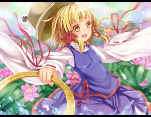 Rating: Safe Score: 13 Tags: dabadhi moriya_suwako touhou User: GeniusMerielle
