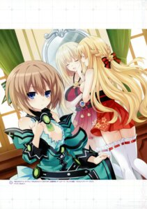 Rating: Safe Score: 21 Tags: blanc choujigen_game_neptune kami_jigen_game_neptune_re;birth3 tsunako vert User: Radioactive
