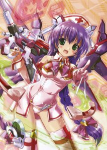 Rating: Questionable Score: 21 Tags: komatsu_e-ji mecha mecha_nurse_girl_nana nurse pantsu thighhighs User: admin2