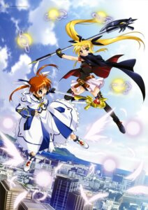Rating: Safe Score: 17 Tags: fate_testarossa mahou_shoujo_lyrical_nanoha mahou_shoujo_lyrical_nanoha_the_movie_1st takamachi_nanoha thighhighs User: Radioactive